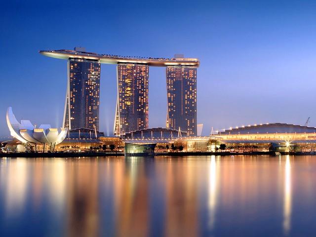 singapore 640x480 marina bay
