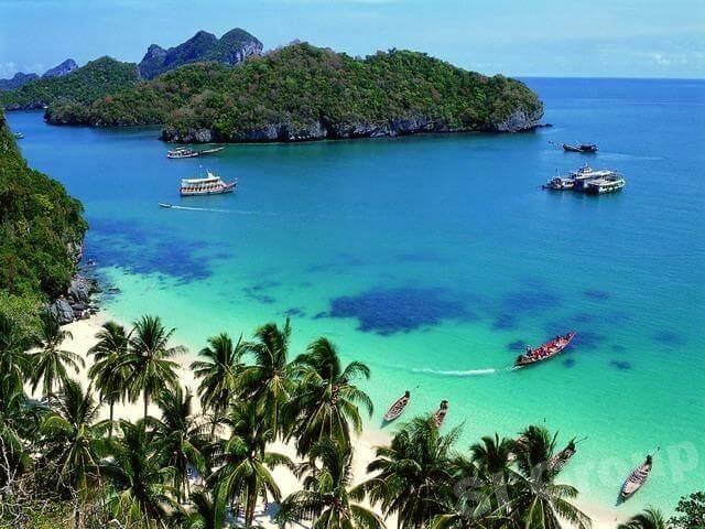 Oferta Thailanda